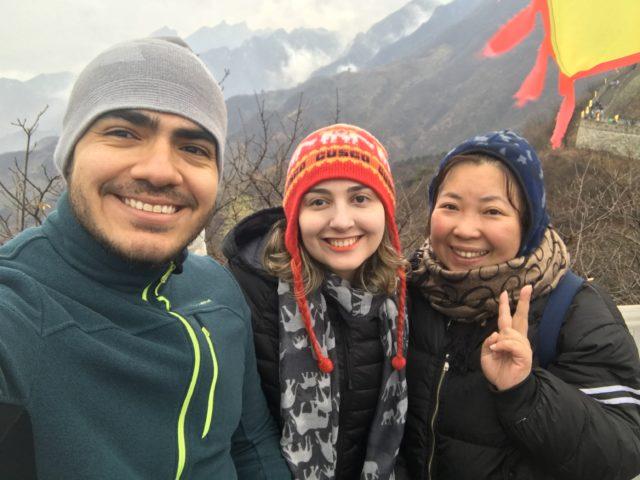 Tour com guia privado em Pequim (China): Catherine Lu Tours