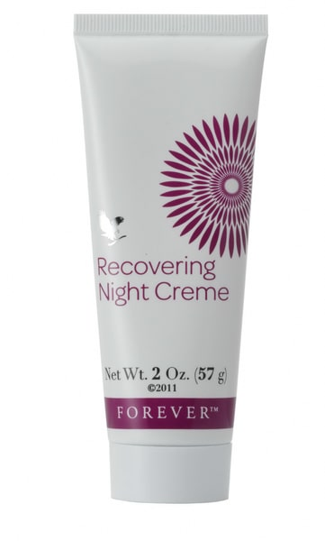 Aloe Fleur de Jouvence® Recovering Night Creme