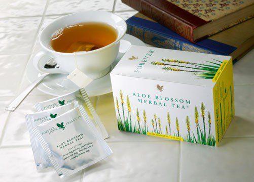 Aloe Blossom Herbal Tea - December Recommended Promo
