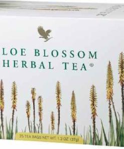aleo blossom tea