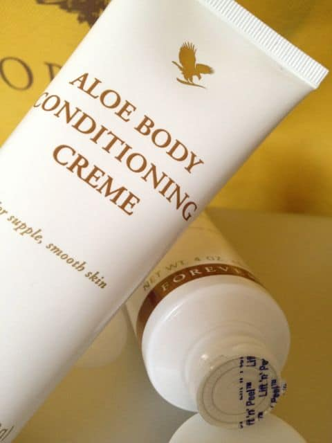 Aloe Body Conditioning Creme - Forever Living Aloe Body Conditioning Creme