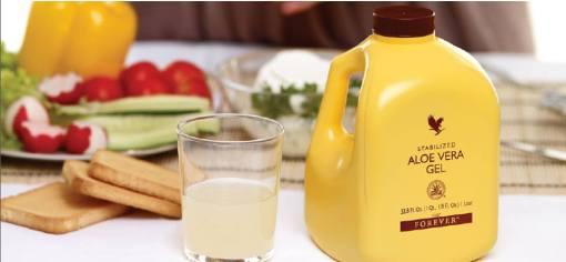 Aloe Vera Drink Gel