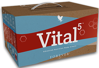 vita 5-Forever Living offers the Vital5 to help support the Nutrient Superhighway.