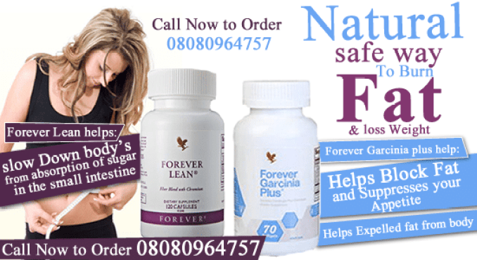 Forever Garcinia Plus and Forever Lean
