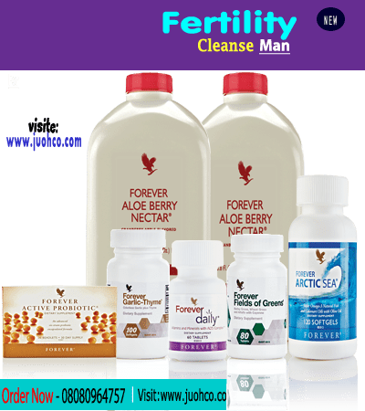 Fetility Cleanse For Man product banner 400x450