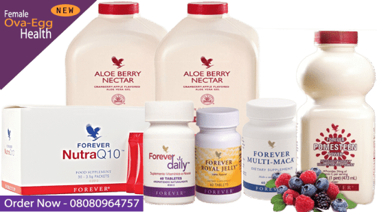 female ovelEgg health products banner