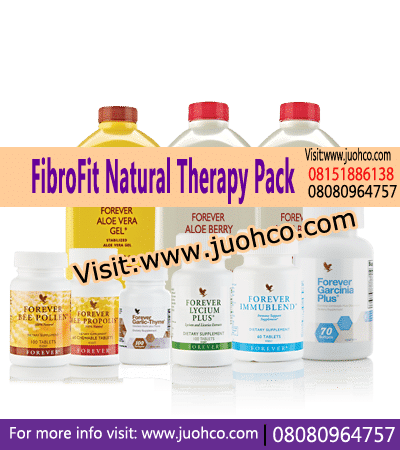 FibroFit Natural Therapy Pack 13