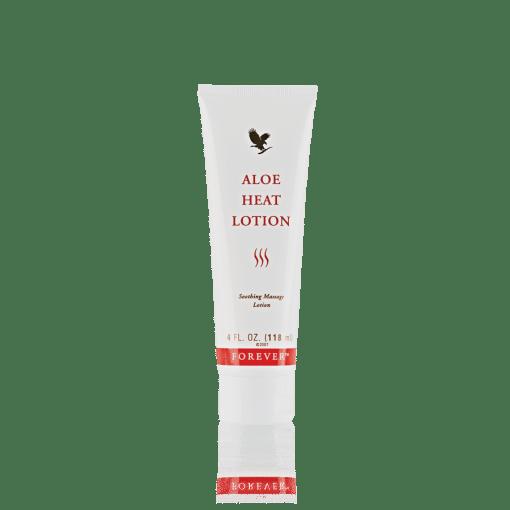 Aloe Heat Lotion 22