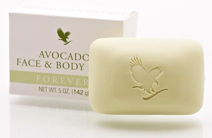 Forever Living Avocado Face and Body Soap