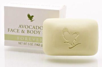 Aloe Avocado Face & Body Soap
