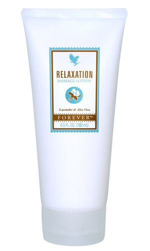 Forever Living Relaxation Massage lottion