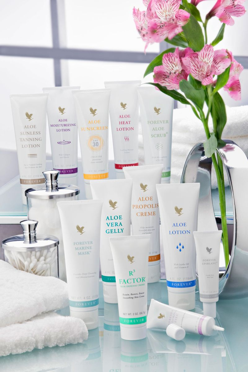 Forever Living Products Skin Care 23 - Juohco