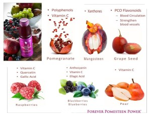 Forever Living Pomesteen Power 4