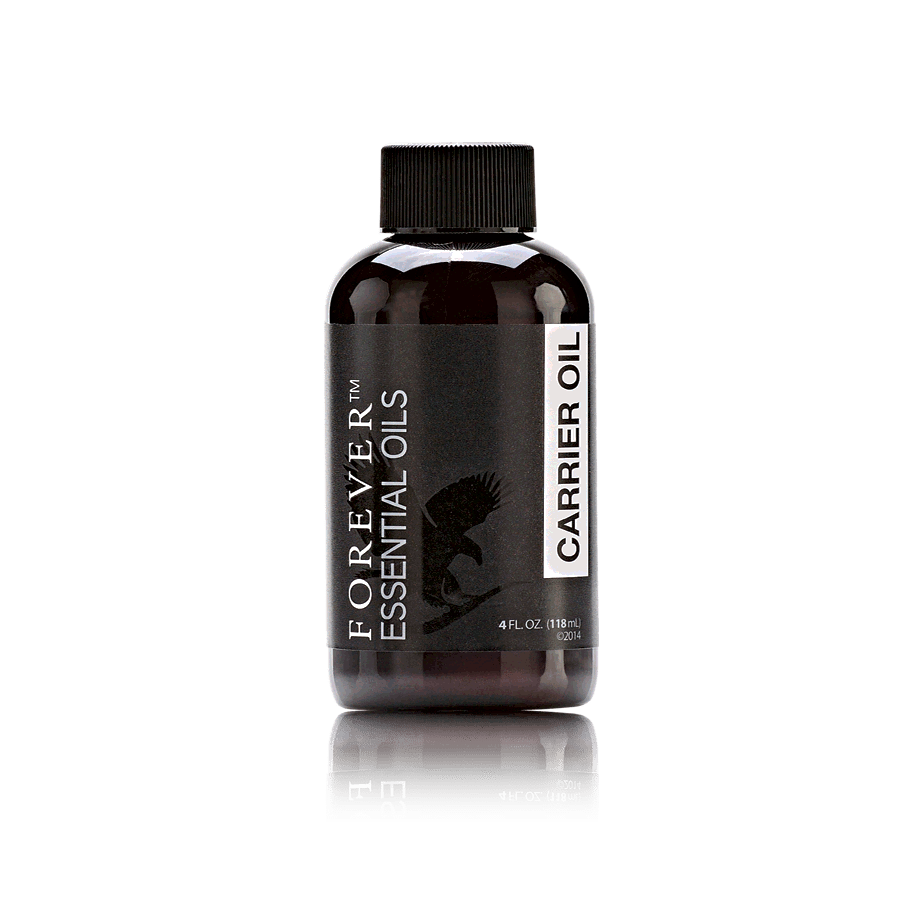 Essential Oils Carrier Oil Isolated
