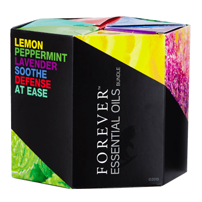 Forever™ Essential Oils Bundle