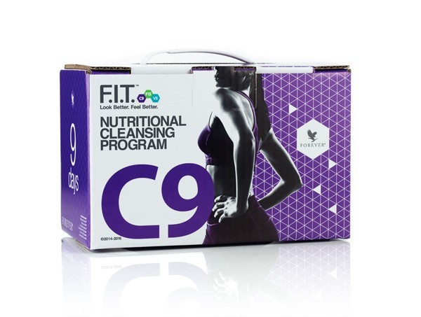 C9 fertility detox