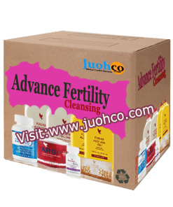 Advance Fertility Cleansing 21 - Juohco