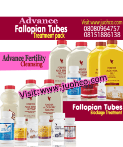 Advance fallopian tubes treatment pack
