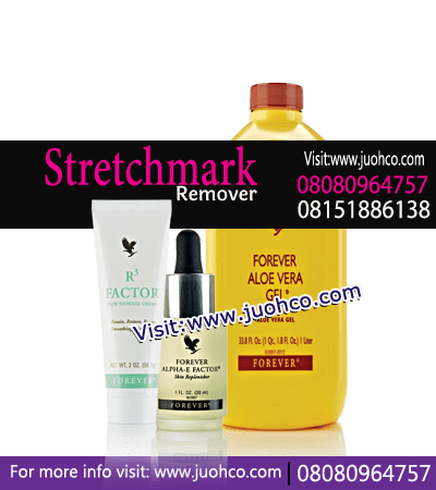 Forever Living Products for Stretch Marks & Scars