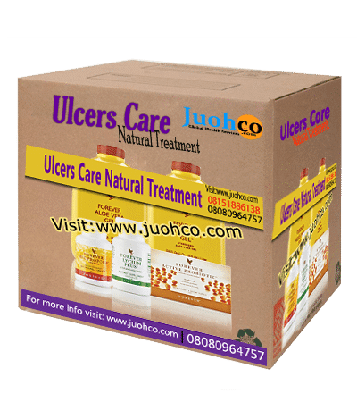 Ulcers Care Natural Treatment