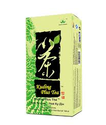 Kuding Tea - alleviates rhinitis, itching Eyes, red eyes and pain in the eyes