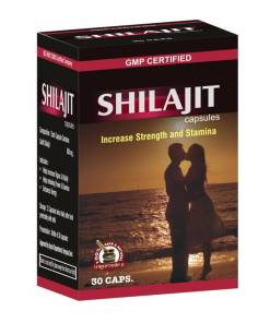 Shilajit Capsules for Energy