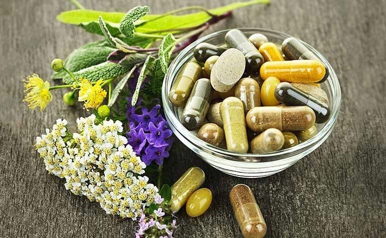 Natural Anti-Aging Supplement