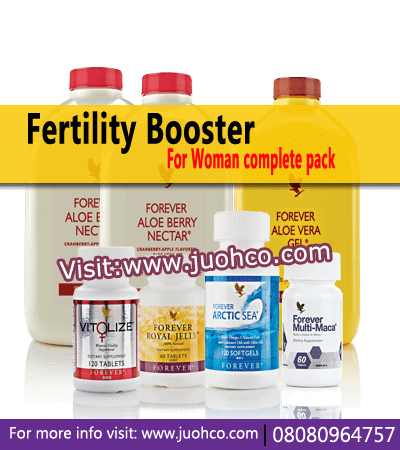 Advanced Fertility Boost For Women