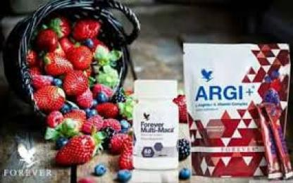 Forever Multi-Maca AND Forever Argi Plus