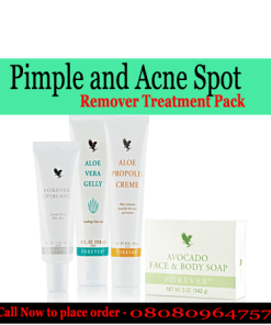 Pimple and Acne Spot Remover Treatment Pack