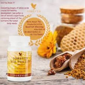 Forever Bee Pollenis all-natural and contains no preservatives, artificial colors, or flavors.