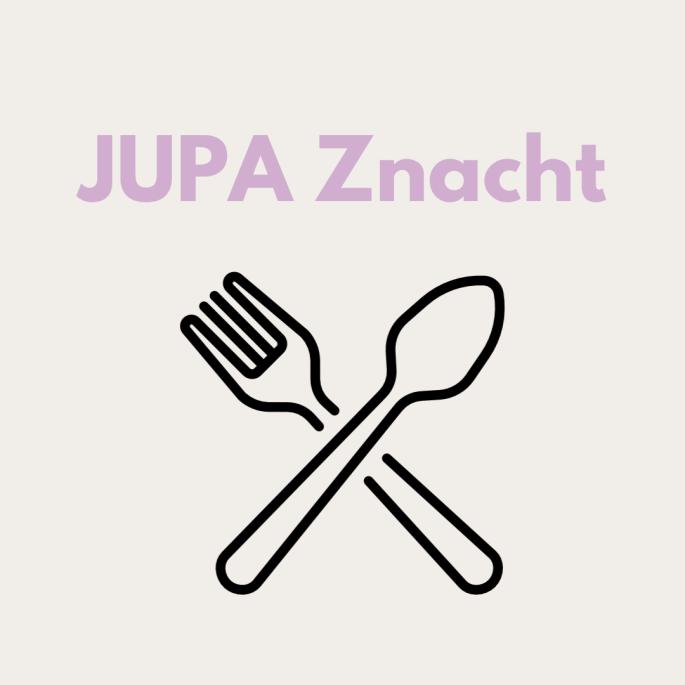 JUPA Znacht