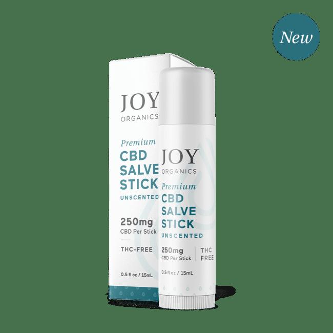 CBD Product Recommendations - Salve Stick