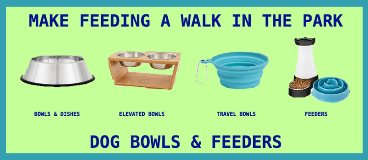 Make feeding your dog easy.