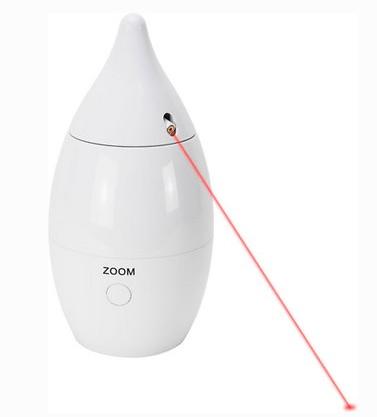 PetSafe Zoom Rotating Laser Cat Toy