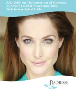 Radiesse For The Correction of Moderate to Severe Wrinkles