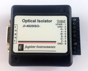 Incremental Encoder Emulator  Jupiter Instruments