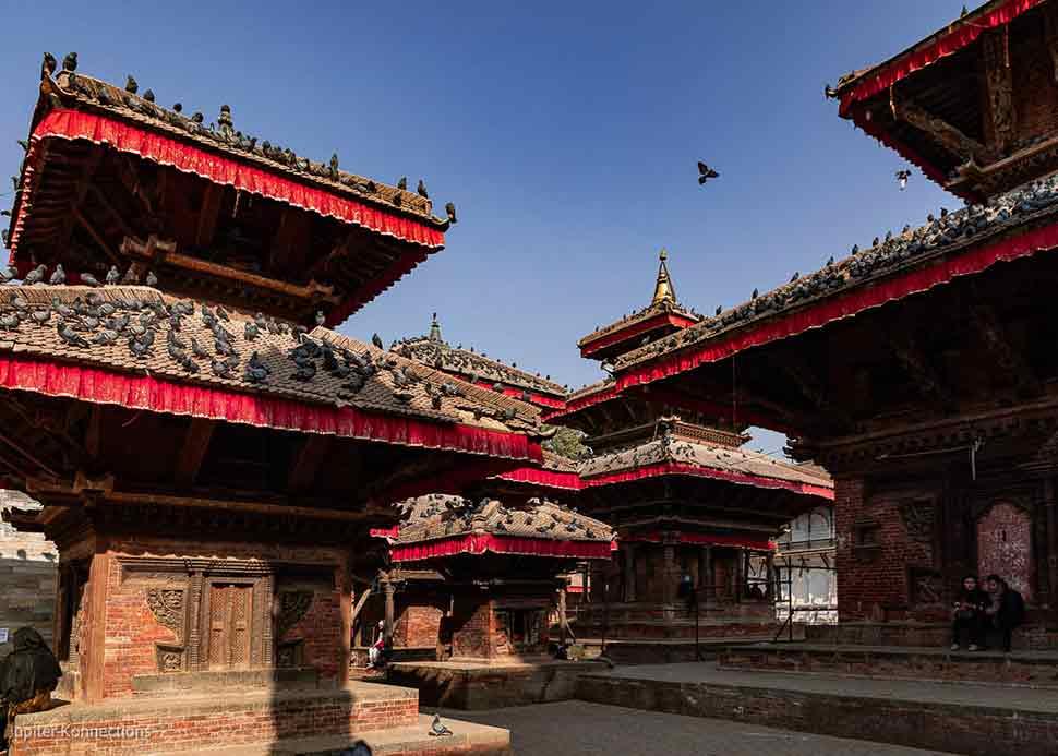 Four days in Kathmandu