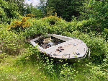Boats in the Bush