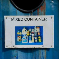 Mixed Container