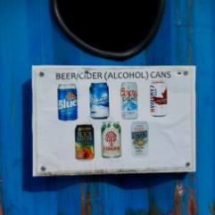 Alcohol Cans