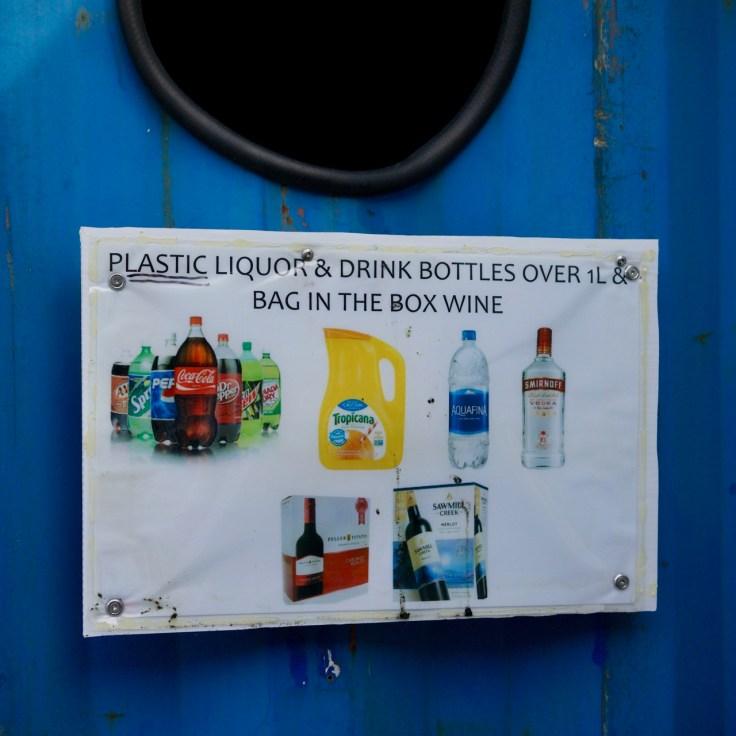 Plastic Liquor