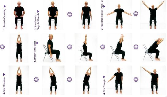 yoga chair exercises for seniors bungie office photos