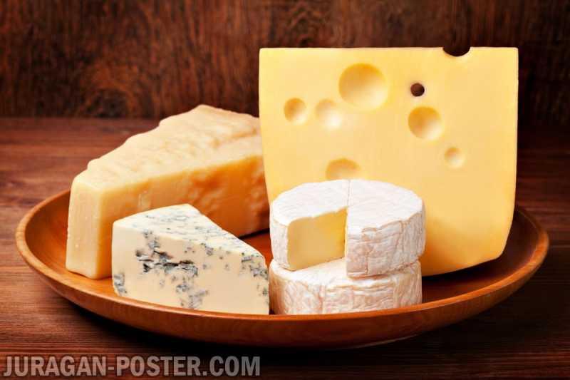 Cheese  Jual Poster di Juragan Poster