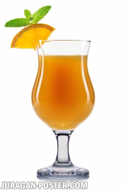 Set of orange cocktails  Jual Poster di Juragan Poster