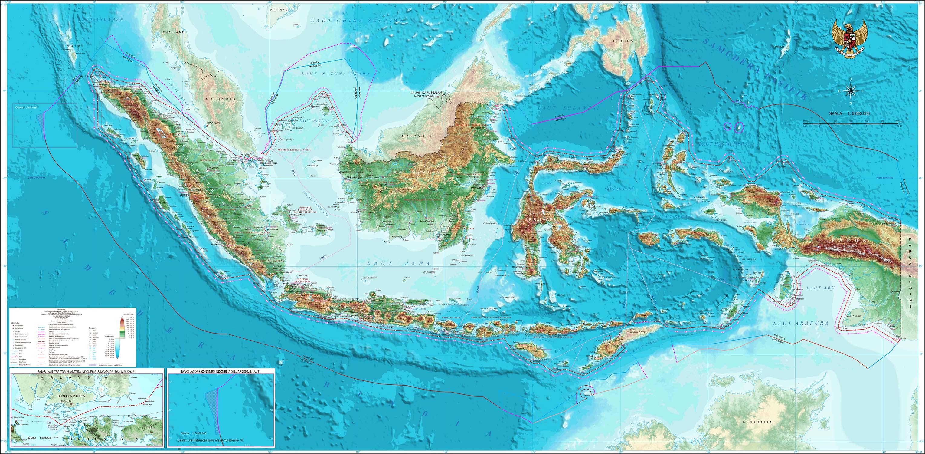 Indonesia and Asia  Jual Poster di Juragan Poster