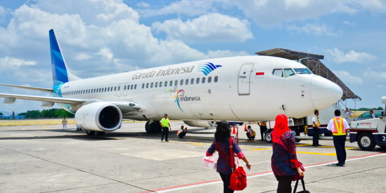 Rapid antigen gratis di Garuda Indonesia