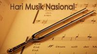 illustrasi Hari Musik Nasional