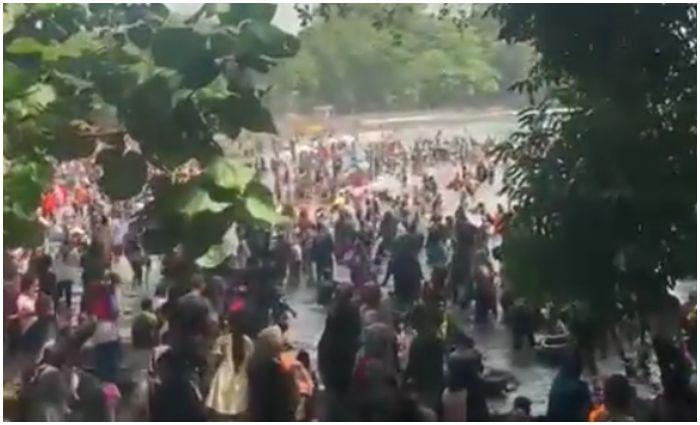 Gubernur Jawa Barat Tutup Objek Wisata Pantai Pangandaran