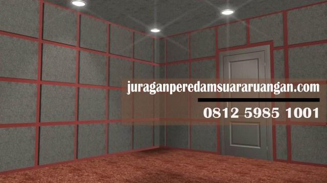 Jasa Pasang Peredam Ruangan - 0812 5985 1001